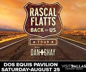 Rascal Flatts & Dan+Shay! Last Opportunities to Win Tickets!