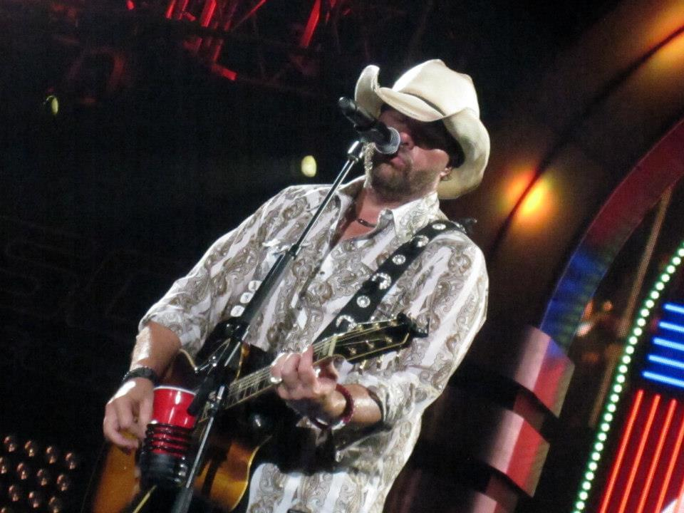 What's Old Is New Again For Toby Keith!
