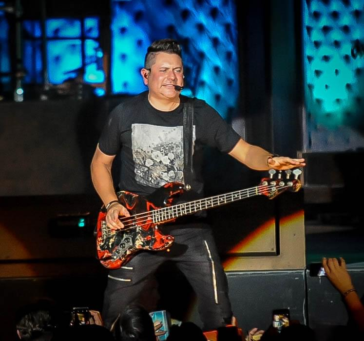 Jay DeMarcus of Rascal Flatts Is Writing His Own Memoir!