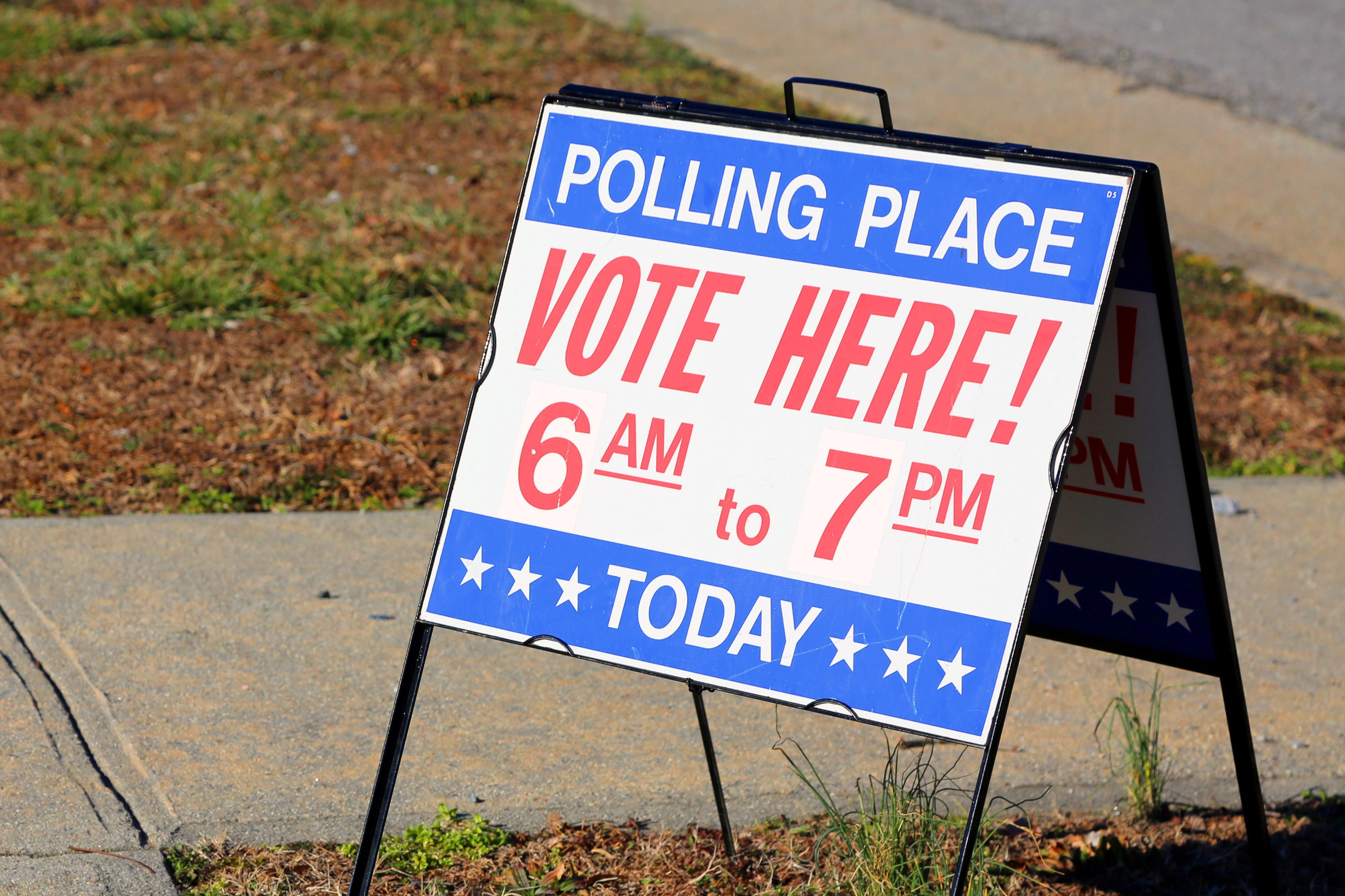 Early Voting starts today!