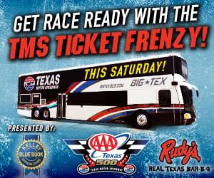TMS Ticket Frenzy Hands Out AAA Texas 500 Tickets All Over DFW This Saturday!