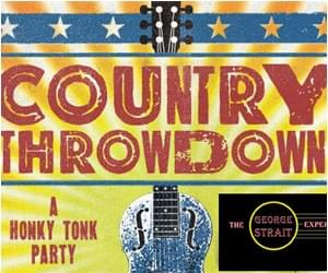 Country Throwdown with The George Strait Experience