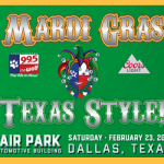 Mardi Gras Texas Style! | Automobile Building in Fair Park | 2.23.19