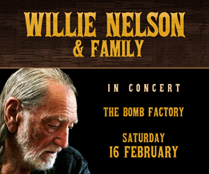 Willie Nelson | The Bomb Factory | 2.16.19