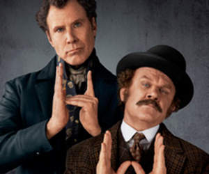 Holmes & Watson Solve Your Gifting Woes