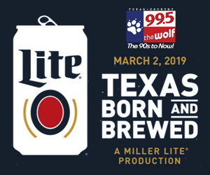 Texas Born and Brewed | MILLERCOORS BREWERY | 3.2.19
