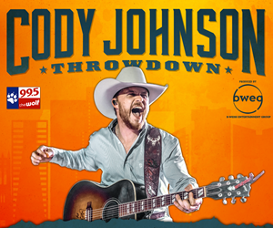 Cody Johnson Throwdown | 6.29.19 | Panther Island Pavilion