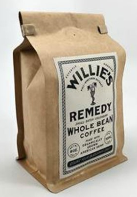 """Willie introduces his coffee (with a special """"kick."""")"""