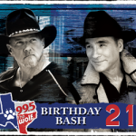 Win Tickets To Our Birthday Bash!