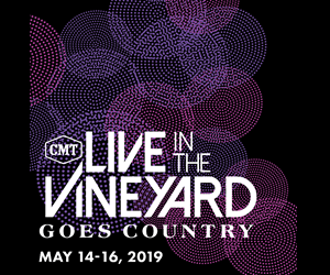 Live In The Vineyard Goes Country