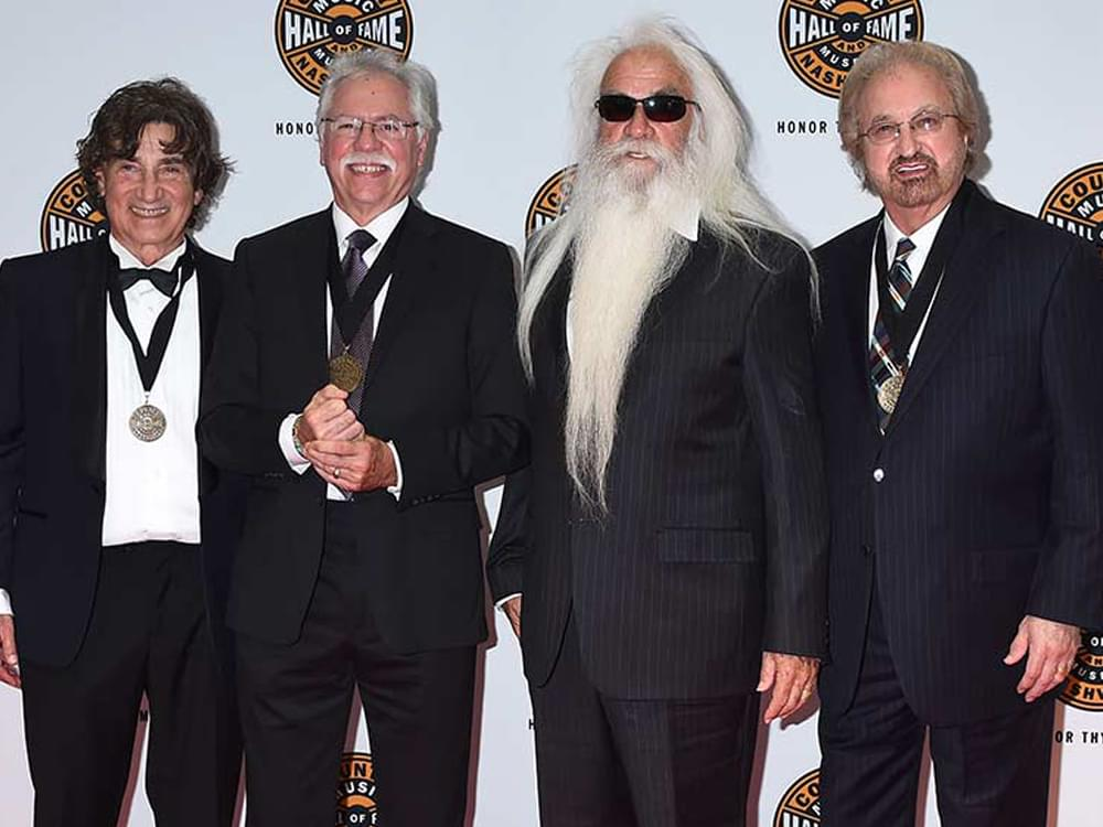 Oak Ridge Boys Plan Two New Dave Cobb-Produced Albums, Including a Christmas Record