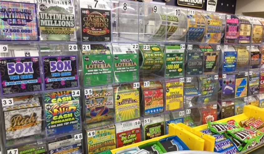 Scratch Off Ticket Sold in Ft Worth Wins $1 Million
