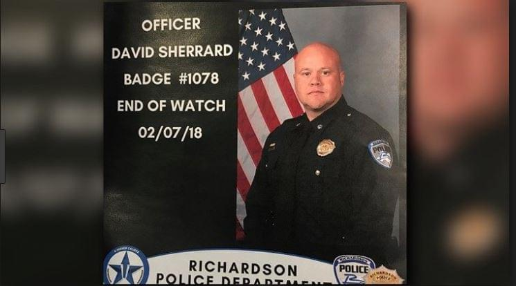 Texas House Approves Renaming 75 Central in Richardson for Officer Sherrard