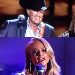 King George & Miranda Will Perform Together On The ACM Awards