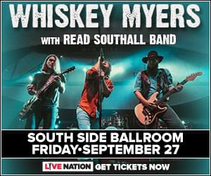 Whiskey Myers | South Side Ballroom | 9.27.19