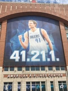 Only 2 More Home Games After Tonight For Dirk And The Mavs!