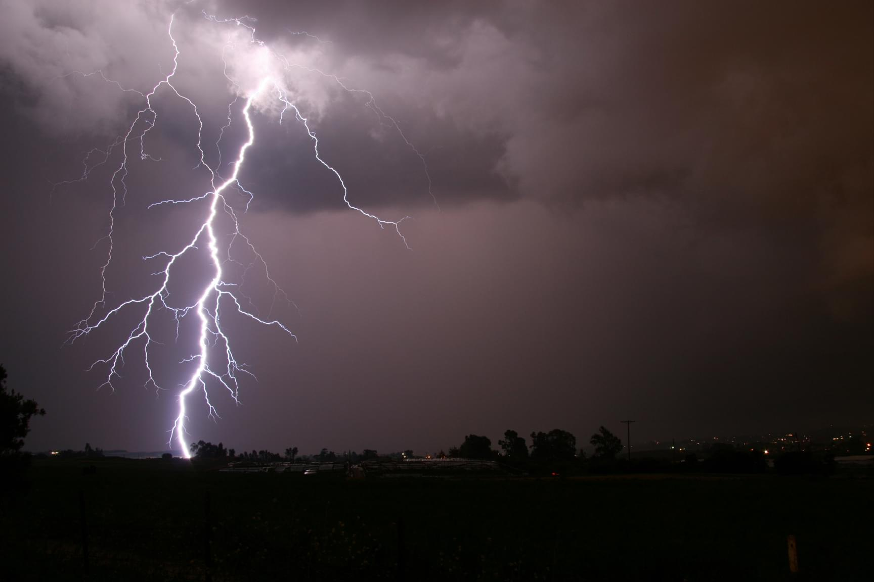Severe Weather Expected Friday Night through Sat. Night