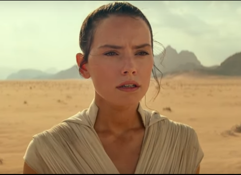 Star Wars Episode IX Trailer Is Out!
