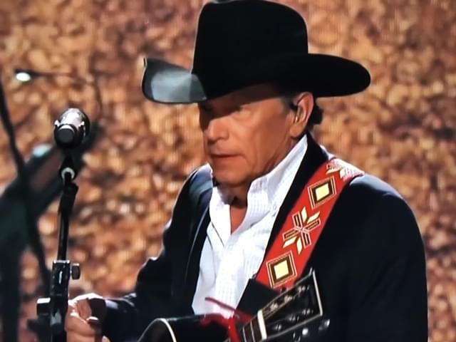 If Johnny Paycheck hadn't been in jail, we might not have George Strait….