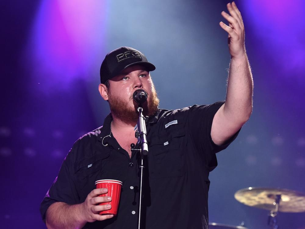"Luke Combs to Drop New 5-Song EP, ""The Prequel,"" on June 7"