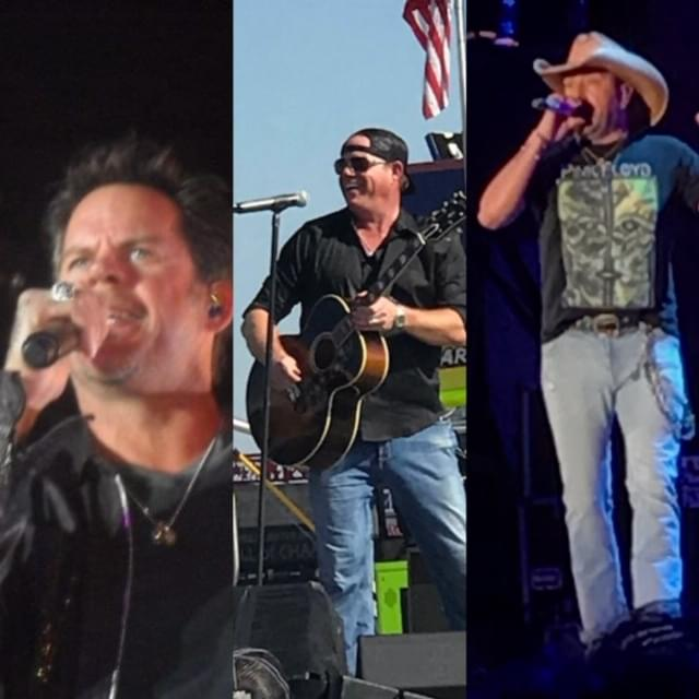 Looking For Live Country Concerts Memorial Day Weekend?