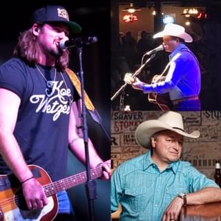 Three Big Texas Country Concerts This Weekend!