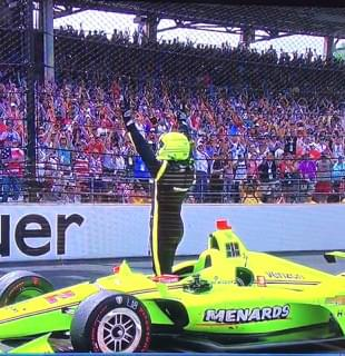 Indy 500 Winner Simon Pagenaud Is Excited To Come To Texas Motor Speedway!