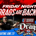 Friday Night Drags at Texas Motor Speedway