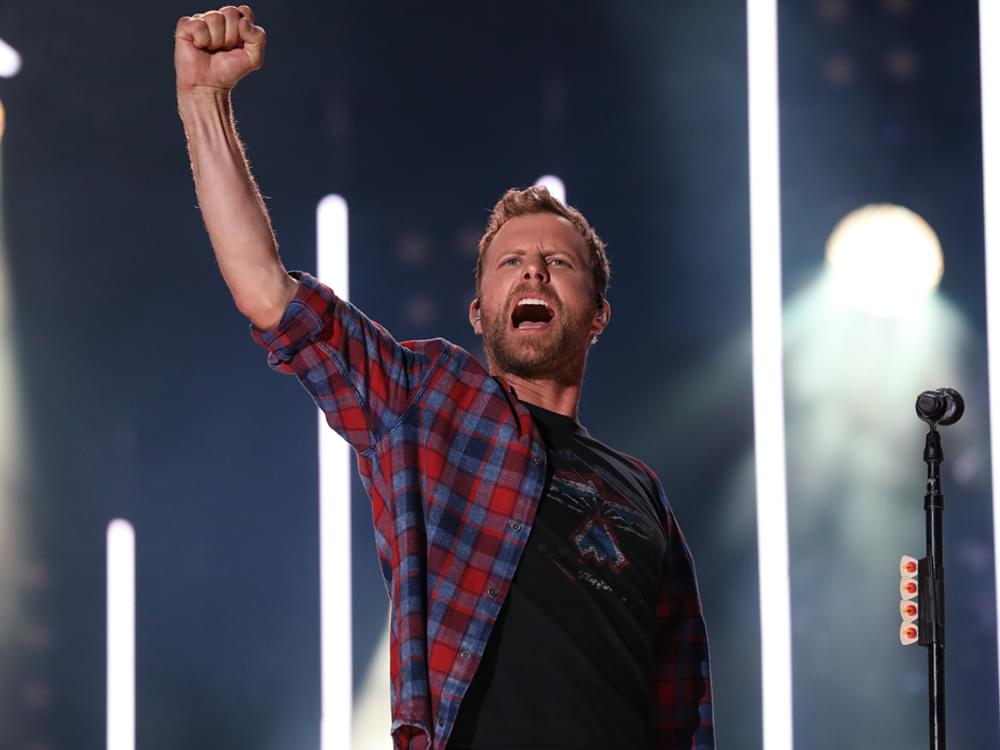 "Dierks Bentley Says Inspiration From ""Spark Joy"" Author Marie Kondo Has Helped Him Tidy Up His House"