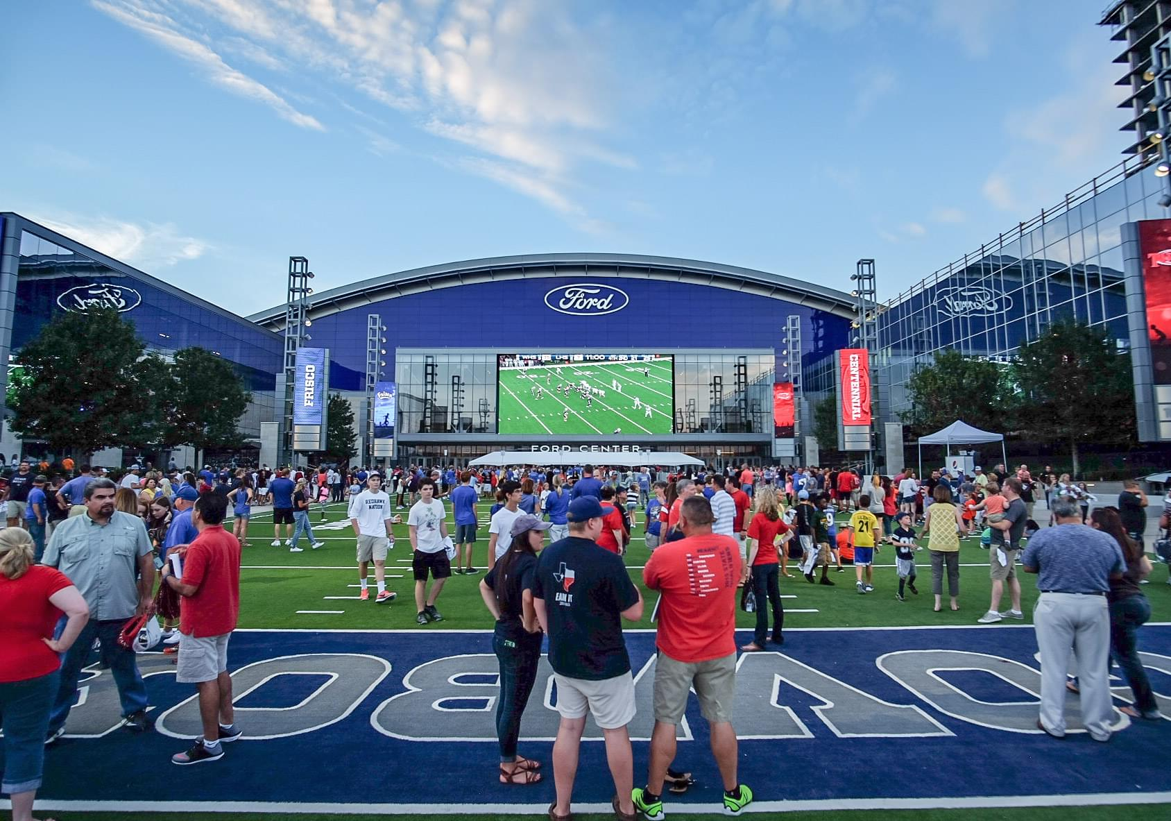 Watch The Cowboys Practice In Frisco This Week…For Free!