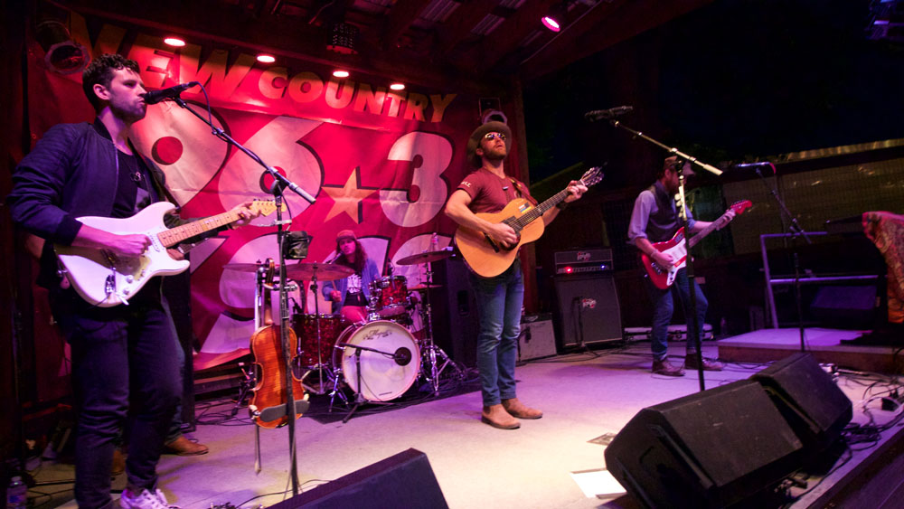 New Face of Country – Drake White!