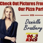 Danielle Bradbery Stopped by to Meet KSCS Listeners