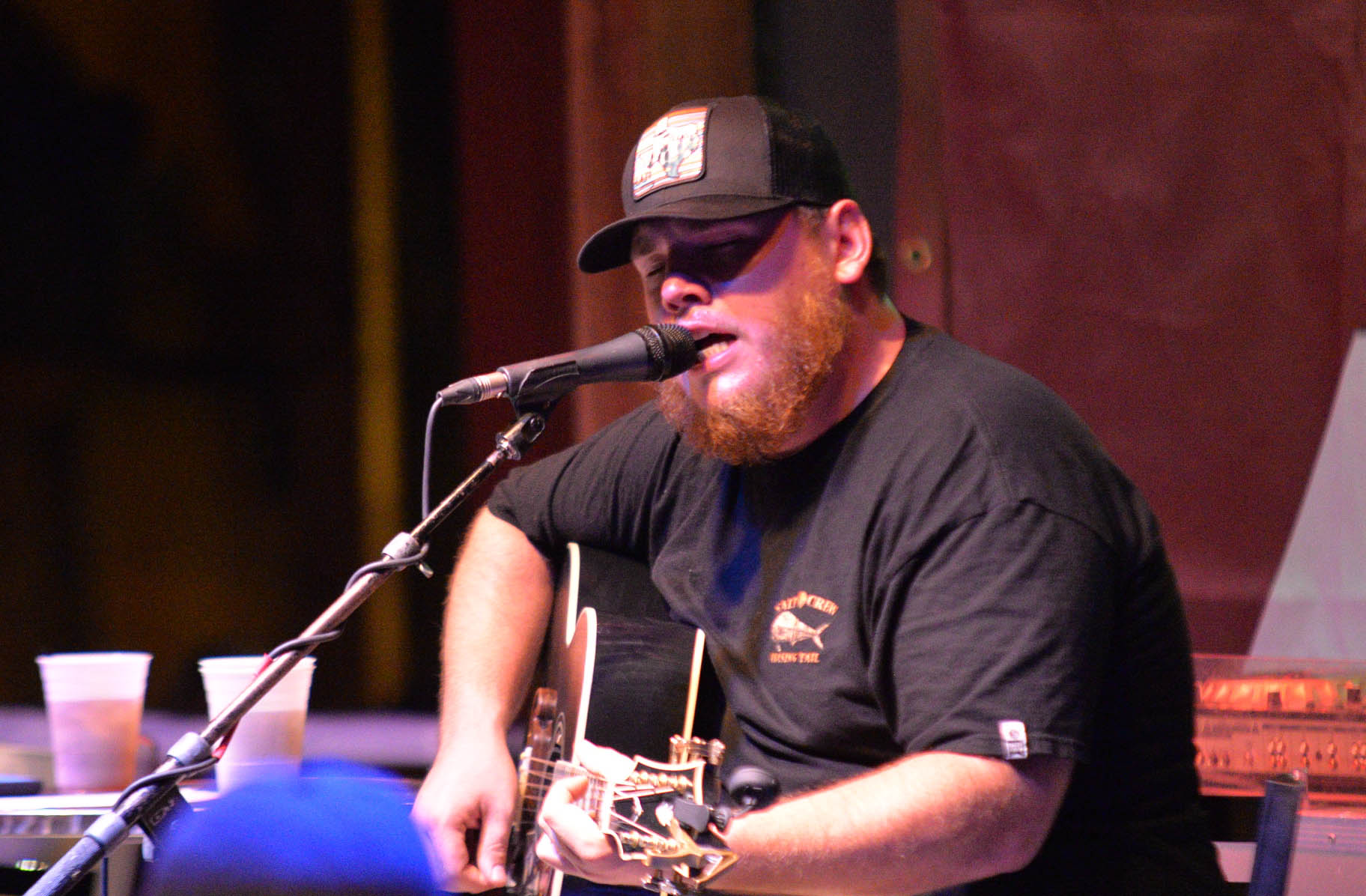 New Face of Country Featuring Luke Combs – 8.10.17