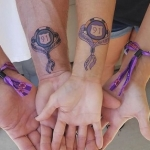 Prepared to be Inspired and Touched by Las Vegas Survivor Tattoos