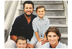 Carrie, Luke, Blake and More Share Personal Photos on Father's Day