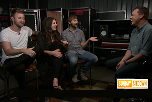 ICYMI: Lady Antebellum Talk New Music, Kids & Group Therapy