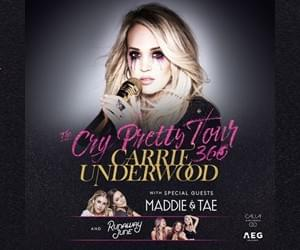 Carrie Underwood's The Cry Pretty Tour 360