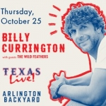 Billy Currington Live in Concert