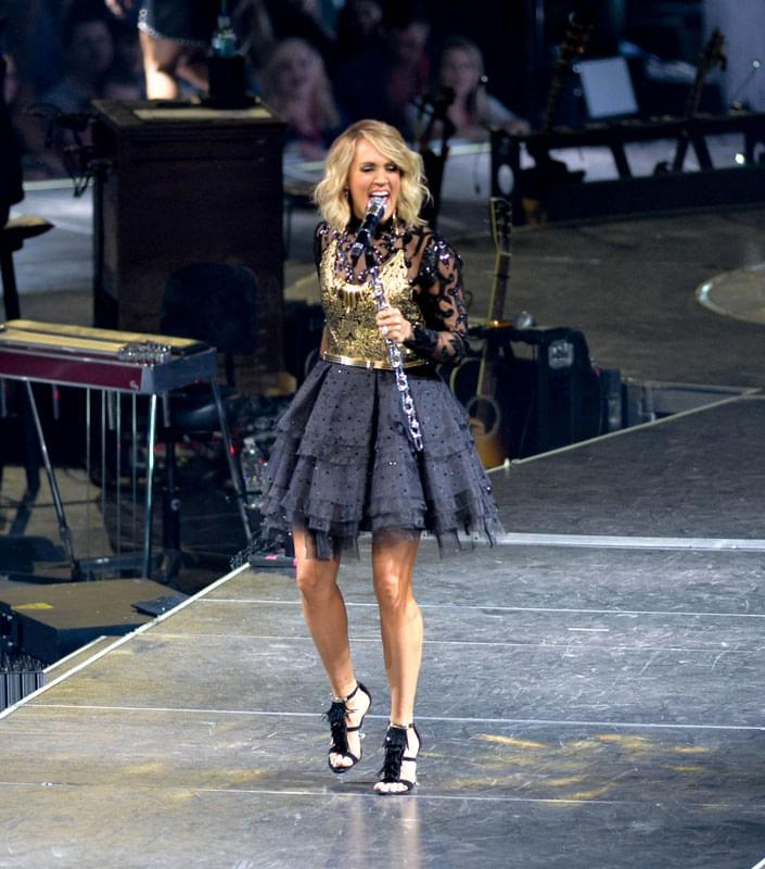 Carrie Underwood to Get Star on Hollywood Walk of Fame