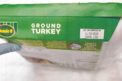 RECALLED: Ground Turkey Products From Jennie-O