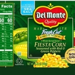 Del Monte Recalls Canned Fiesta Corn