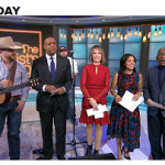 Cody Johnson Performs on Today Show