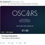 The 2019 Oscar Nominations are here! –