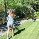 Check Out Brett & Taylor Young's Gender Reveal