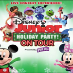 Disney Junior Holiday Party! Win Tickets!