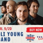 See Eli Young Band at Texas Live!
