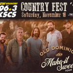 Listen this week to win Country Fest Tickets!