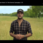 Luke Bryan Celebrating Farmers & Helping Fight Hunger – How To Help