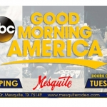 Mesquite Rodeo To Host Live Free Taping of 'Good Morning America'