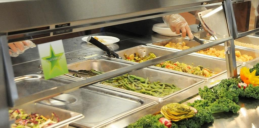 Morning News: A Plan for Leftover School Food